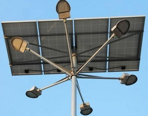 High Mast Solar Led Light Solar Led Street Light Projects