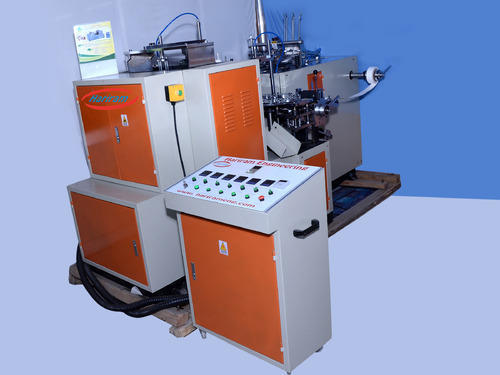 Automatic Paper Cup Making Machine - Fully Automatic Paper