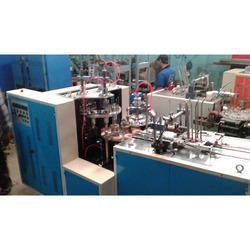 DBC-16 Cup Making Machine