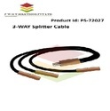Pwht 3-way Splitter Cable, Packaging Type: Packet