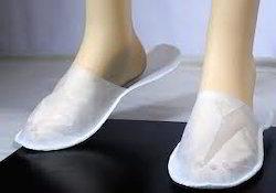 341c3b341 White Men Disposable Non Woven Spa Slippers