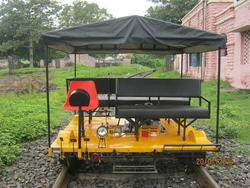 Railway Motor Trolley
