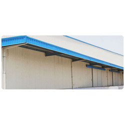 Box Type Industrial Shed