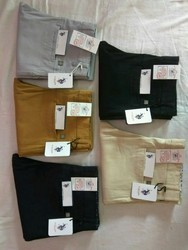 Cotton Chinos Pants