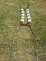 Pipe Roller Cradle Sling With Roller