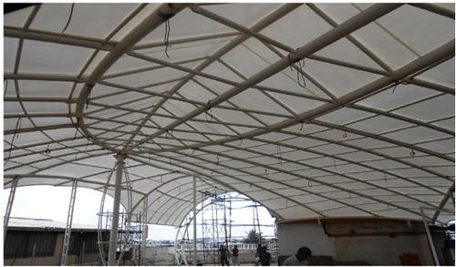 Steel Structure Hall Roofing