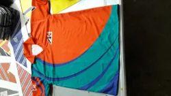 Colour Cotton & Nylon Sportswear