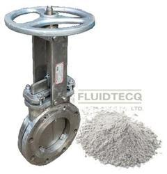 Knife Gate Valve - Fabricated