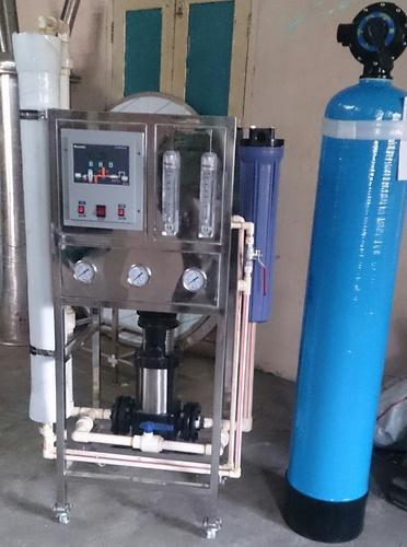 Stainless Steel 250 Lph Ro Plant Number Of Filtration