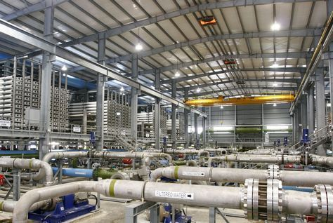 Water Treatment Plant Automation Solutions in Thirumullaivoyal, Chennai,  Electrons Engineering Systems   ID: 8196728162
