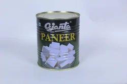 Sterilised Canned Paneer