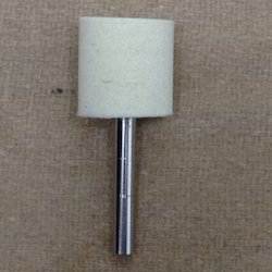 Felt Component 25mm x 25mm in 6mm shank CB007