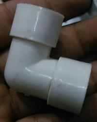 JVP Off White PVC Elbow, Structure Pipe & Hydraulic Pipe