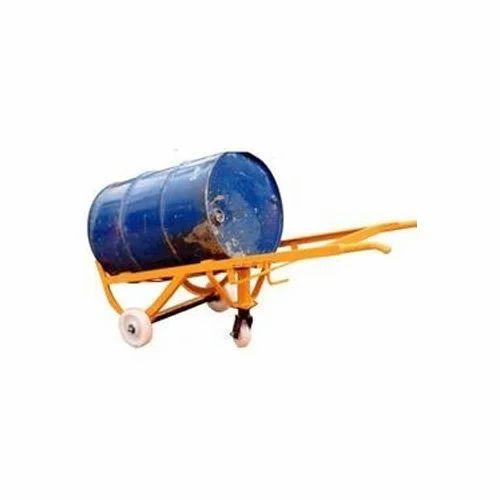 Gas Cylinder Trolleys - Double Gas Cylinder Trolley