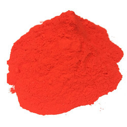 Red Glossy Polyester Powder