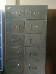 10 Compartment Storage Locker