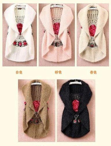 59456e0354 Designer Ladies Cardigans at Rs 1800  piece
