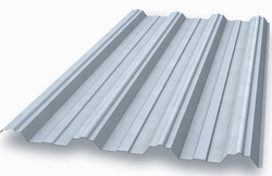 Aluminum Zinc Alloy Coated Steel Sheet