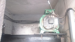 S R Lift Gearless Machine
