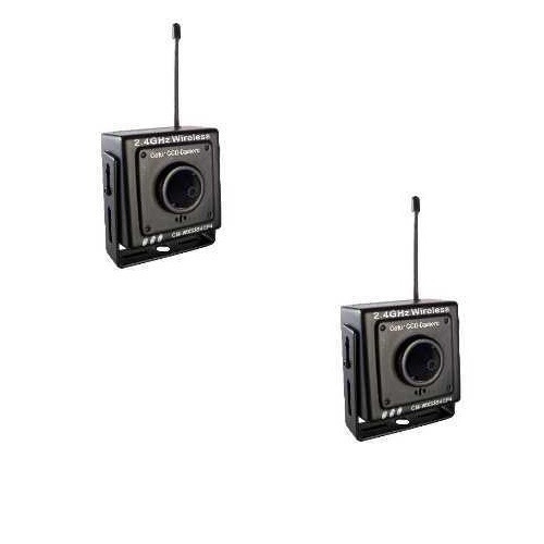 Mini HD 600TVL SPY Pinhole Camera Home Security Micro