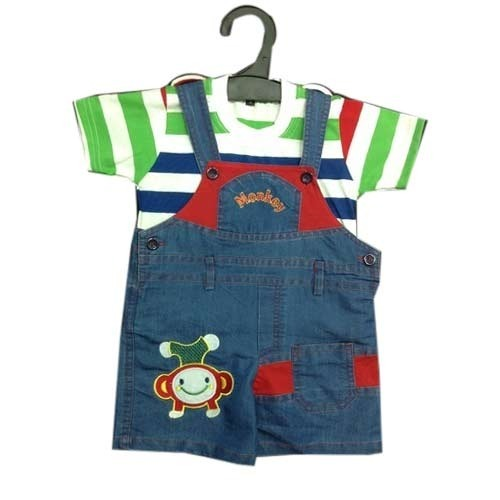 Dungaree Paddle Exclusive Kids Suits