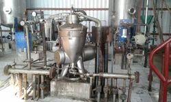 Degumming Oil Refining Plant