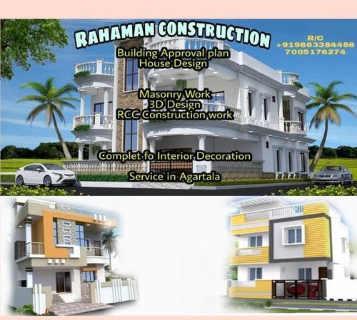 Modern House Design Work Plan Real Estate Projects Residential