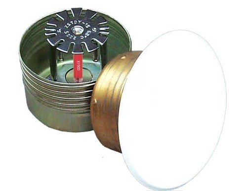 Concealed Type Sprinkler Newage Fire Protection Industries Private