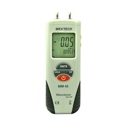 Mextech Manometer MM45