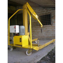 Motorized Floor Cranes