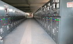 Industrial Power Distribution System Design
