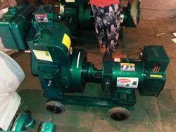 10 KVA Akshshakti Diesel Generator, 3 Phase