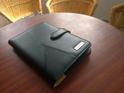 Diary or memo book with cover