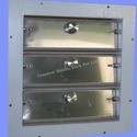 Gs/ Ss/ High Pressure Laminates Pressure Relief Damper, Application:clean Room/ Modular Ot