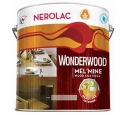 Nerolac Wonderwood Impression Hi Gloss Enamel Paint Red
