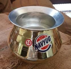 Navyug Brass Kalai Degchi