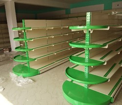 Mild Steel Display Racks, for Supermarket