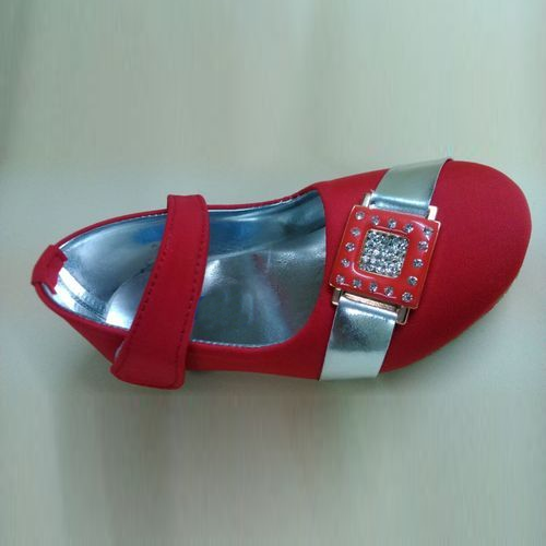 9b2cf0d69f15b Baby Girl Red Belly Shoe