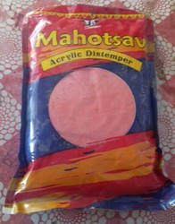 Orange Mahotsav Acrytil Distemper