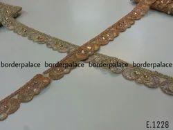 Embroidered Lace E 1228