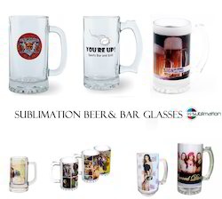 _Beer Mugs / Bar Mugs For Photo Customized Personal Printing
