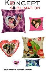 Sublimation Velvet Cushions