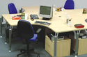 Modular Office Furniture Workstations