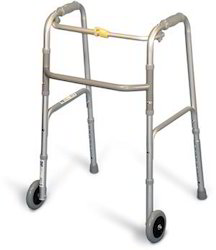 Folding Walker For Patients