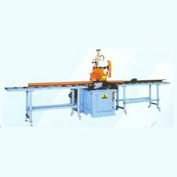 Semi-Automatic Circular Cold Sawing Machine