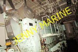Hyundai Engine 9H25/33 Gen set