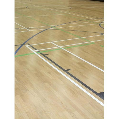 Sports Flooring Services, Finish: Matte