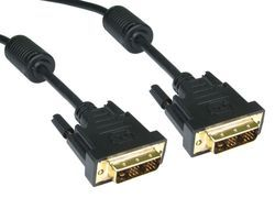 AVCRAFT DVI-DVI Cable 24 5 Pin 1.5 Meter