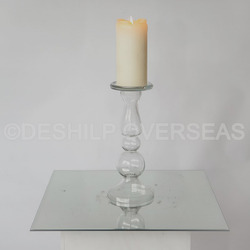 Big Pillar Candle Holder