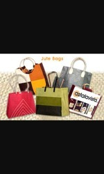 Jute Designer Shopping Bags